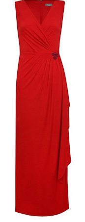 evening dress from Debenhams